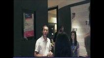Court métrage déjanté des lycéens cosnois au musée de Loire !