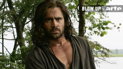 Colin Farrell par Laetitia Masson - Blow up - ARTE