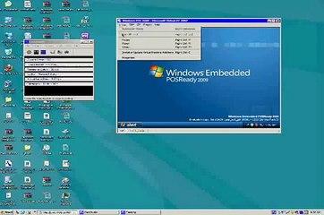 Destroying windows Embedded POS ready 2009 wmv