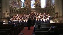 OHS Choir Tour 2013 - Go Ye Now in Peace - Stanford Memorial Church