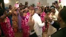 Wedding Reception Processional A Oromo Wedding at Forum Banquet Halls & Convention Center Toronto