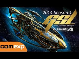 2014 GSL 시즌 1 Code A D조 1경기