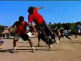 Breakdance Football