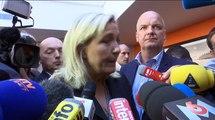 Marine Le Pen annonce sa candidature aux élections régionales
