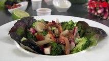 Recette étudiante : salade aux Cocos de Paimpol