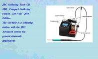 JBC Soldering Tools CD 1BD  Compact Soldering Station