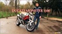 Essai Ducati Monster 1100 2009 : Usine à sensations