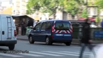 Military Police Vehicles in Paris // Véhicules de la Gendarmerie
