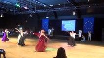 WCDF Euro 2015 - Novice Female Chrystal - Round 2 - C (Waltz)