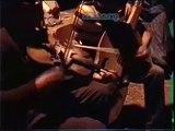 "373 Transylvanian violin and percussive cello music Gyimes ""mozsika és gardony"""