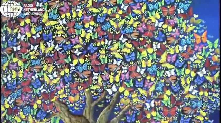 Ernesto Gualle, pintor ecuatoriano | Godialy.com