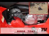 2002 Can Am Bombardier Rally Test - ATVTV Test Video
