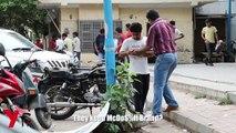 DESTROYING ALCOHOL PRANK GONE WRONG - FUNNY INDIAN PRANKS - COPS!