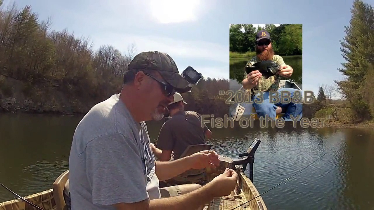 Spring Bass and Trout Fishing