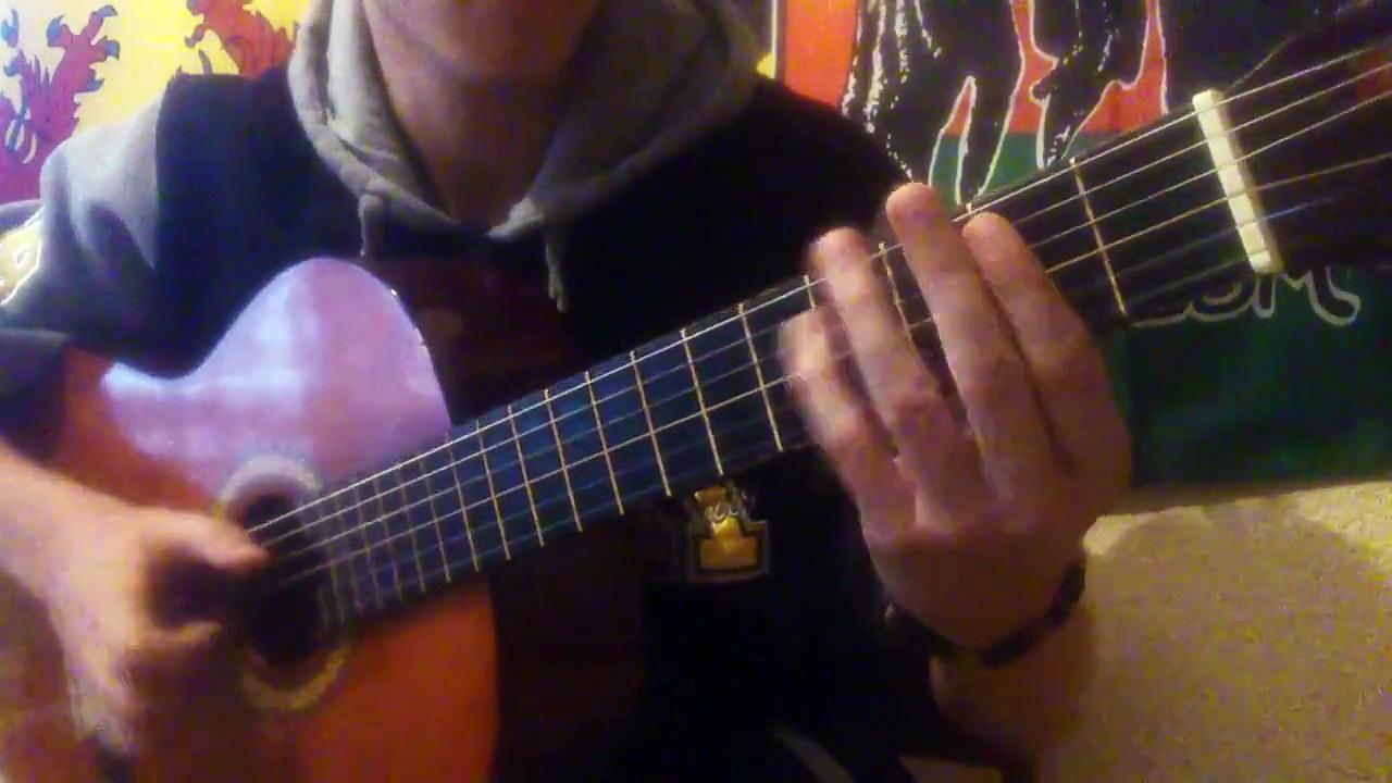 TSUNAMI – DVBBS & Borgeous – Fingerstyle Guitar Lesson – EDM Guitar