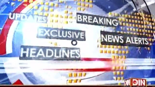 Din News Headlines 11 P.M (30 june 2015)