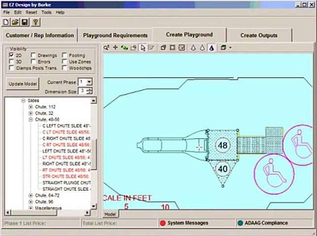Playground Design Software Demo Ez Design From Bci Burke Video Dailymotion