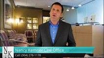 Nancy Kemner Law Office Fleming IslandRemarkableFive Star Review by John M.