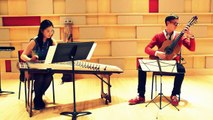 Tango Instrumental. Gayageum & Guitar. Astor Piazzolla - Verano Porteño