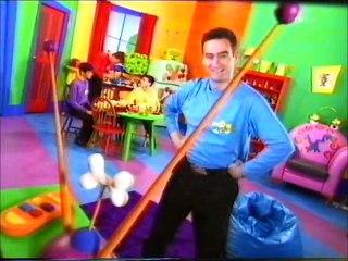 The Wiggles (TV Series 1): Foodman (Original 1998 Broadcast) Watch