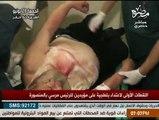 """حصري   اعتداء بلطجية التيار الشعبي وتمرد على المصلين في مسجد بالمنصورة """"لقطات من المستشفى"""""""