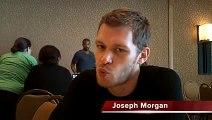 2014.08.24 Joseph Morgan @ Comic Con TVAddict