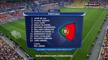 Sweden 0-0 Portugal (Sweden wins 4-3 after penalties) - All Penalties and Full Highlights 30.06.2015