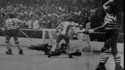 Hoquei Patins :: Sporting - 5 x Porto - 4 de 1977/1978 Penúltima Jornada (relato incompleto)