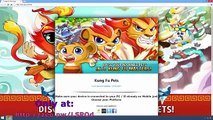 Tutorial for Kung Fu Pets Hack - Kung Fu Pets Cheats
