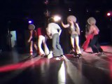 Roller Disco New Year's Eve 2006 Disco Inferno Routine