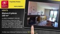 A vendre - maison - ILLIERS COMBRAY (28120) - 8 pièces - 160m²