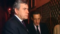 Nicolas Sarkozy  to meet Brown and Cameron without Carla Bruni-Sarkozy
