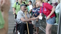 Honor Flight Chicago - Honoring our Veterans on July 11, 2012