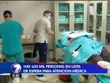 Problemas con listas de espera enfrenta a CCSS con el Colegio de Médicos