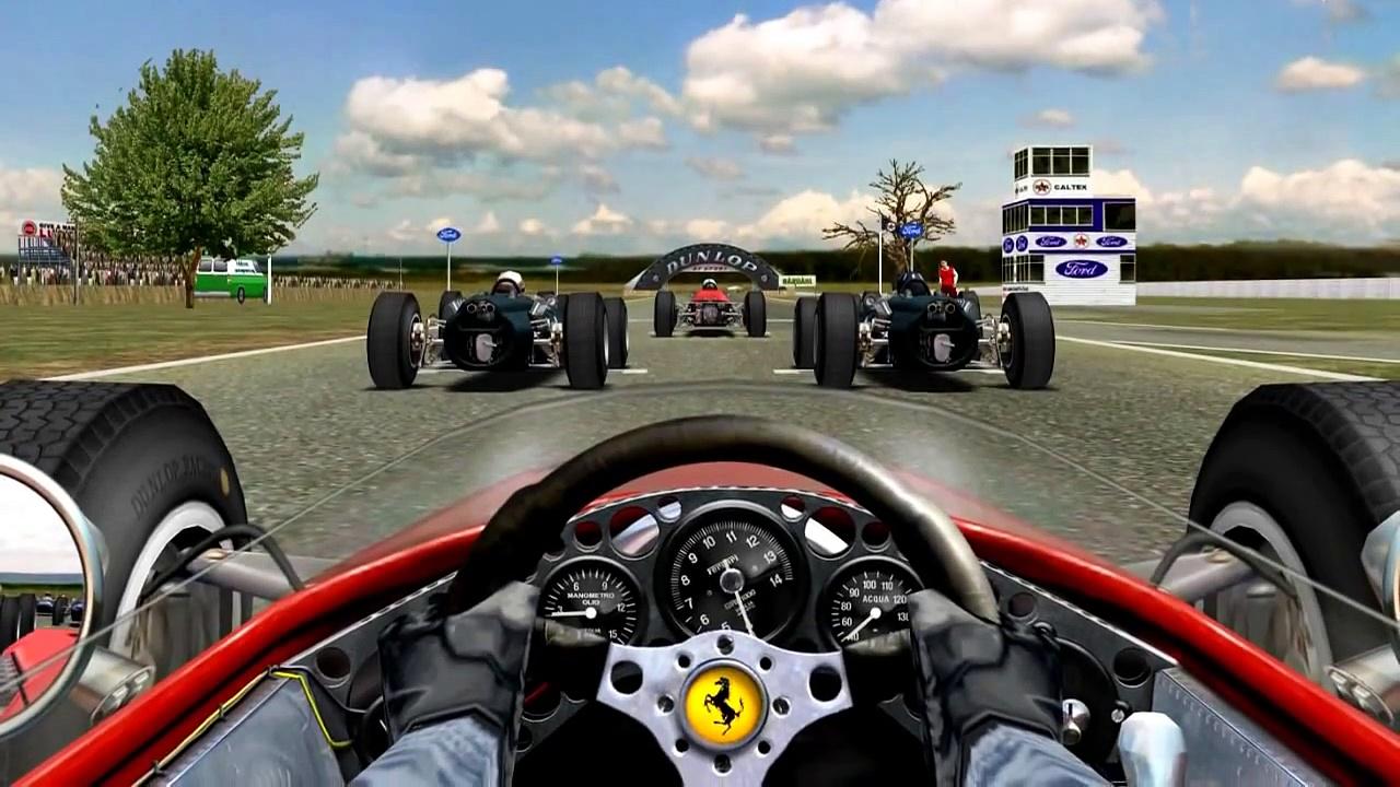 Let's Race Grand Prix Legends! 01 1965 South African Grand Prix