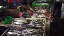 Bali, Kuta Fish market. Indonesia