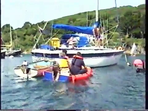 Seahopper Folding Boats