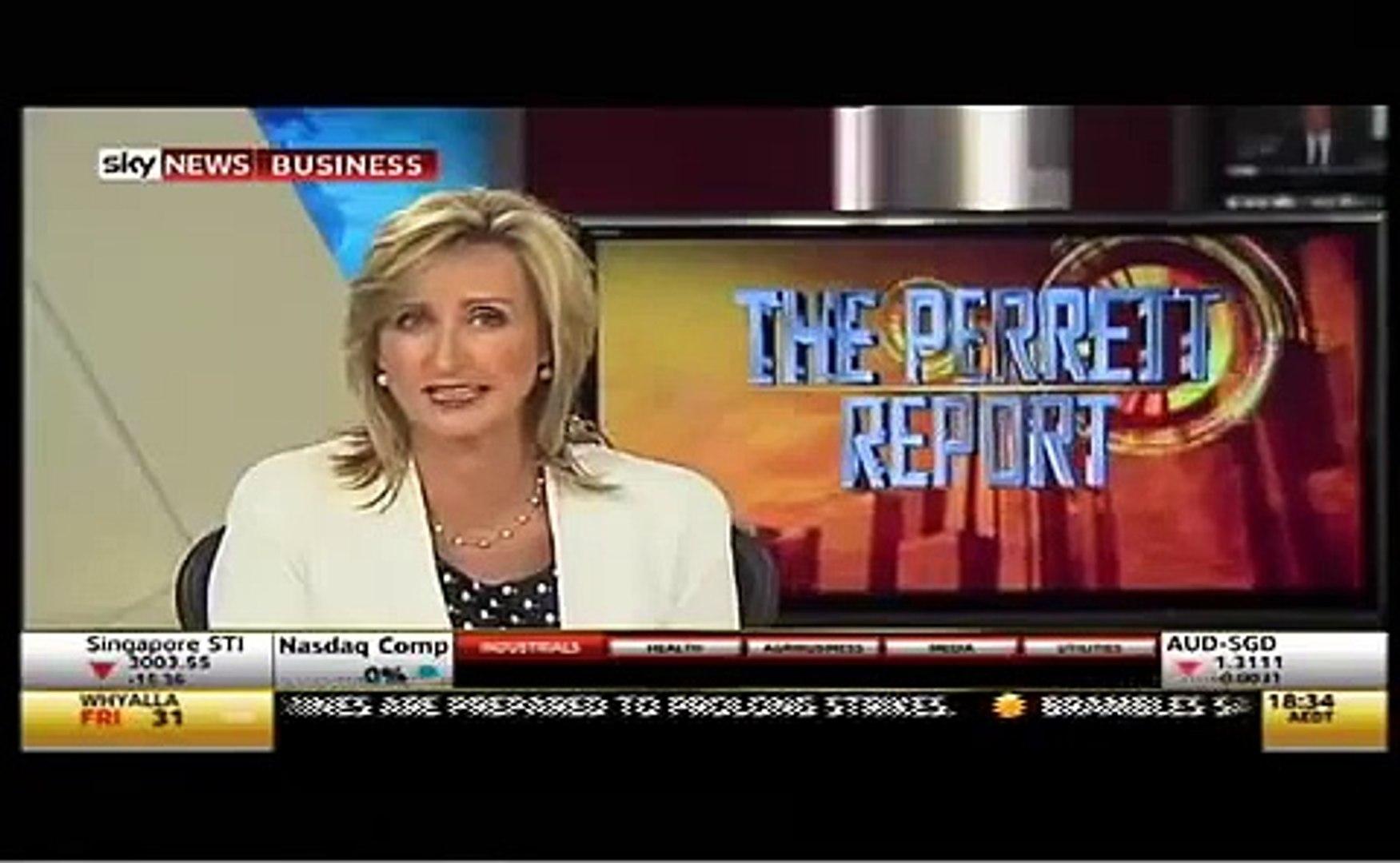 James Fallows on Australian and American politics - Sky News 28/03/12
