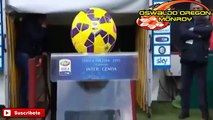 Inter vs Genoa 2015 3 1 All Goals and Highlights Serie A 2015