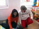 Kleine Führung durchs Kindernestchen