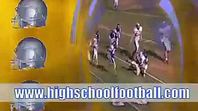 High School Football - Concussion Hits