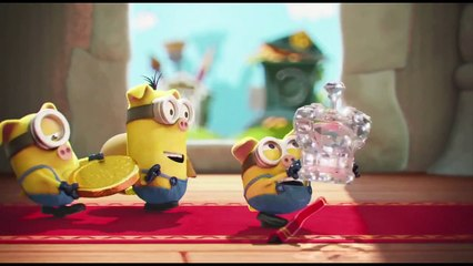 Minions 2015 Official Trailer 2   Trailer Review - Scarlet Overkill  Beyond The Trailer