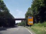 Fahrt von Bad Harzburg nach Goslar Juni 2014