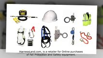 Buy High Quality Fall Protection & Safety Equipments (713.688.2582)