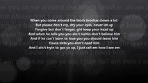2pac- Keep Ya Head Up Lyrics