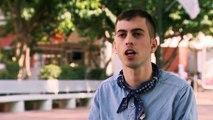 בואו להכיר את חביב, תלמיד תואר ראשון בעיצוב פנים
