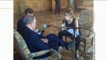 """Michael Bloomberg : """"On peut faire beaucoup de choses en informant la population"""""""