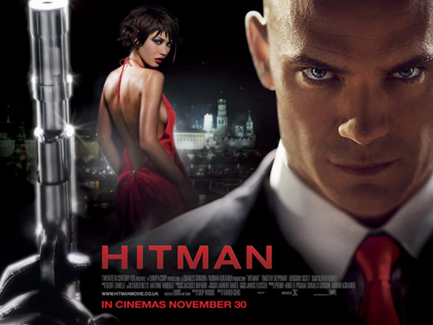Hitman Agent 47 Full M O V I E In Hd 1028p Video Dailymotion