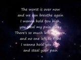 Seether - Broken (Acoustic) Lyrics