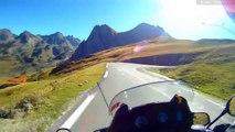 Pyrenees Motorbike Routes - Col du Tourmalet